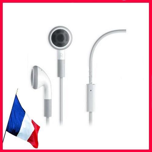 casque kit main libre pieton ecouteur iphone 3g s ipod 4 4s ipad ebay. Black Bedroom Furniture Sets. Home Design Ideas